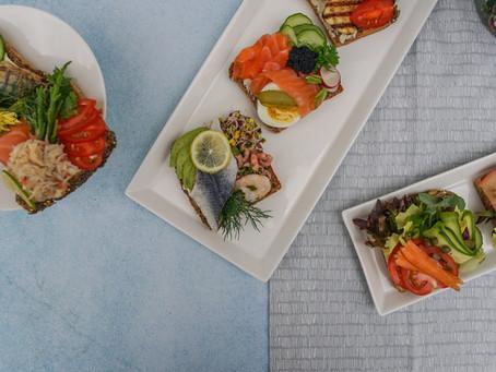 3 Receitas de sanduíches naturais com pães Santa Pausa