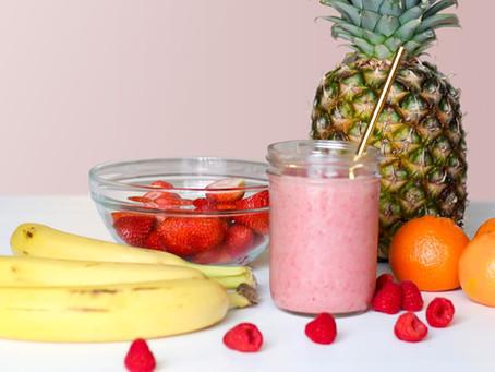 5 Receitas de smoothies para você preparar em casa