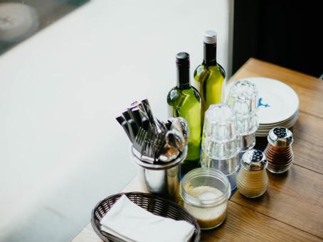 Dicas para diminuir o sal de cozinha