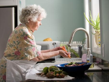 Aprenda como higienizar alimentos orgânicos