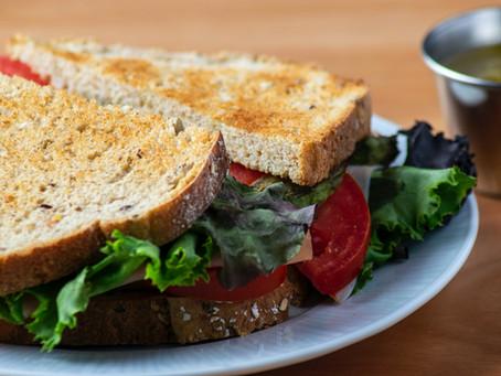 3 Receitas de sanduíches naturais para o lanche