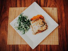 Receita fácil: Lasanha de pão Santa Pausa