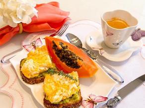 Cardápios para o café da manhã: alimentos que se encaixam na sua rotina