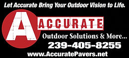 Accurate Outdoor Solutions and Pavers LO
