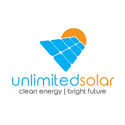 Unlimited Solar Logo WPBBS December 2019