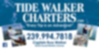 TideWalker Charters FMHRS Fall 2019 Logo