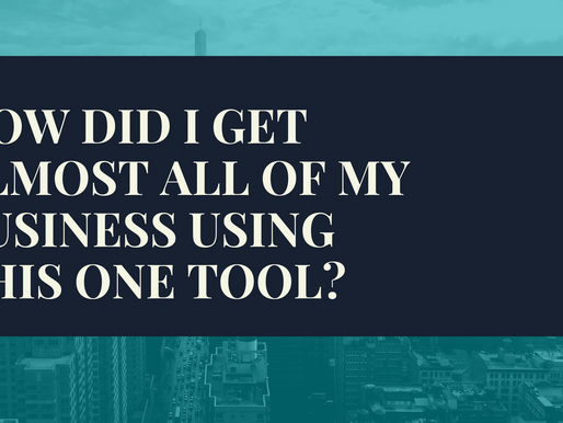 Best Business Tool ever