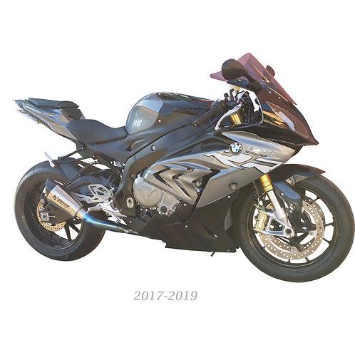 S1000RR (2010-2019) HEXAGP FULL RACING EM TITÂNIO
