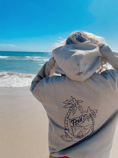 Fry'd AtThe Beach Sweatshirt