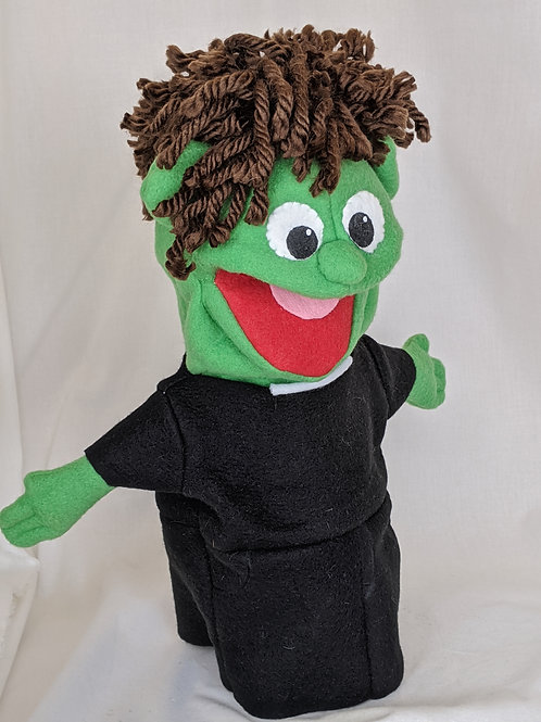 Father Green puppet