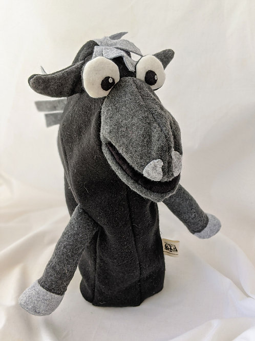 Black Horse puppet
