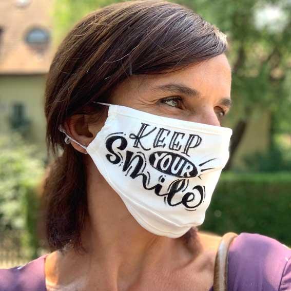 Meine Maske :)