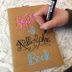 Kalligrafie für Girls and Boys