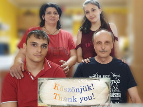 Zoltanne Fulop's Family