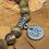 Thumbnail: Tigereye matt 6mm