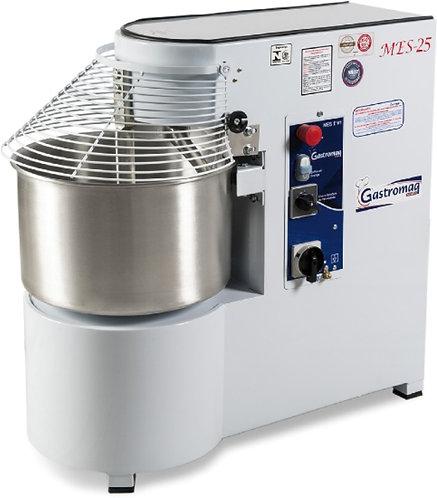 Amassadeira Espiral Gastromaq - MES 25 C/I - G.Paniz