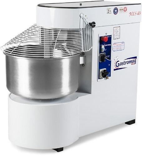 Amassadeira Espiral Gastromaq - MES 40 C/I - G.Paniz