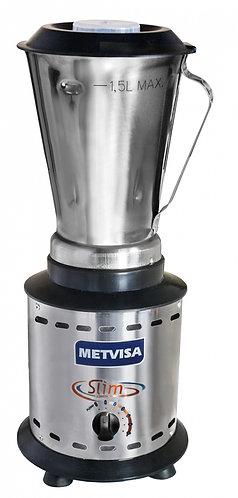 Liquidificador Alta Rotação SLIM 1,5 L - Metvisa