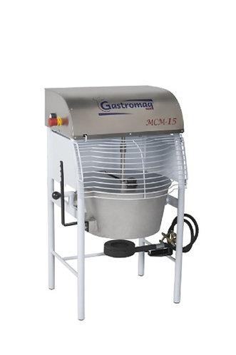 Máquina de Cozimento e Misturadora Gastromaq - MCM 15 - G.Paniz
