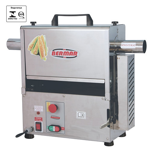 Ralador de Milho Verde Industrial - BM 91 NR – BERMAR