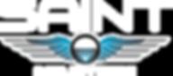 Saint logo - wt text wt outline.png