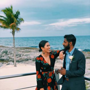 Riken and Myra's wedding!