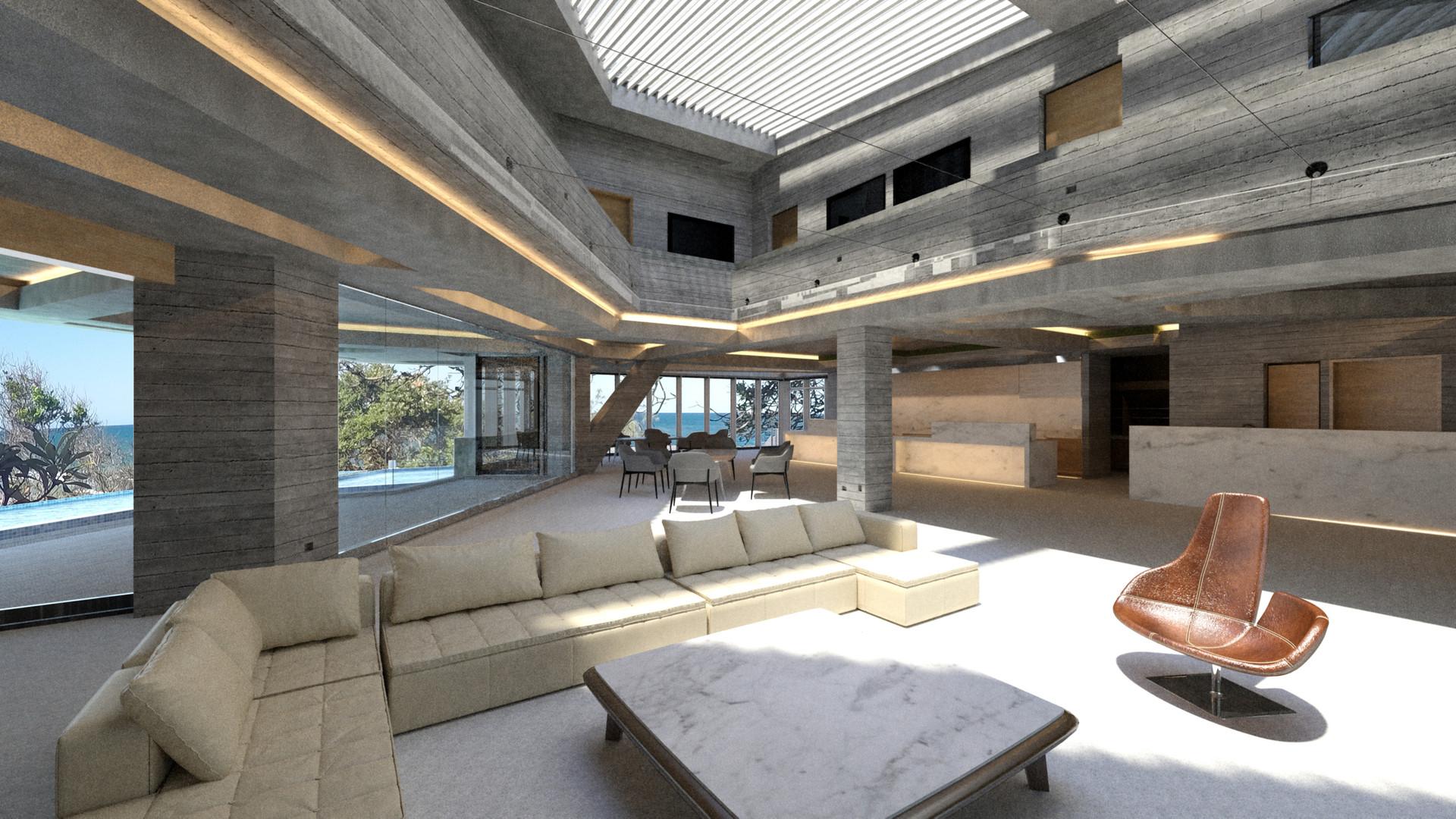 DICKY BEACH HOUSE