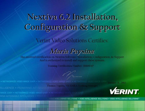 Nextiva Software: Installation, Configuration and Support