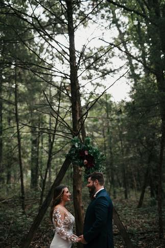Anna & Connor Wed