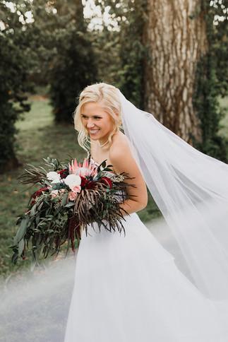 Bekah Bridal Shoot