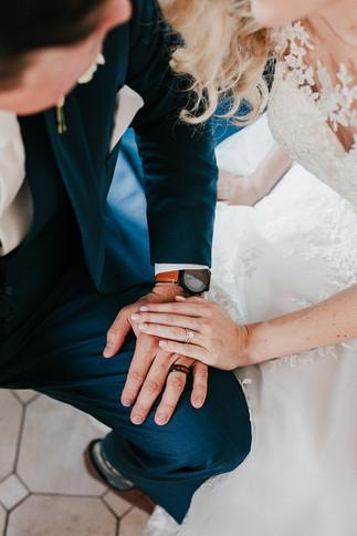 Hannah & Reed Wedding Rings
