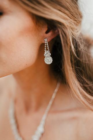 Christine Wedding Jewelry