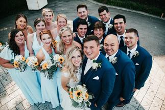 Hannah & Reed Bridal Party