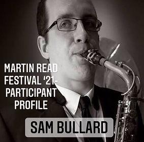 Participant Profile cover - Sam Bullard