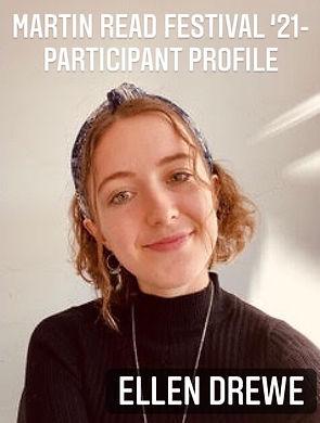 Participant Profile cover - Ellen Drewe