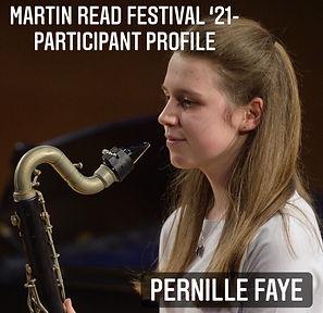 Participant Profile cover - Pernille Fay