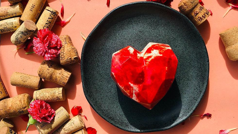 Lapidado de Amor | Frutas Vermelhas