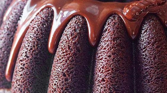 Bolo de Vó Chocolate