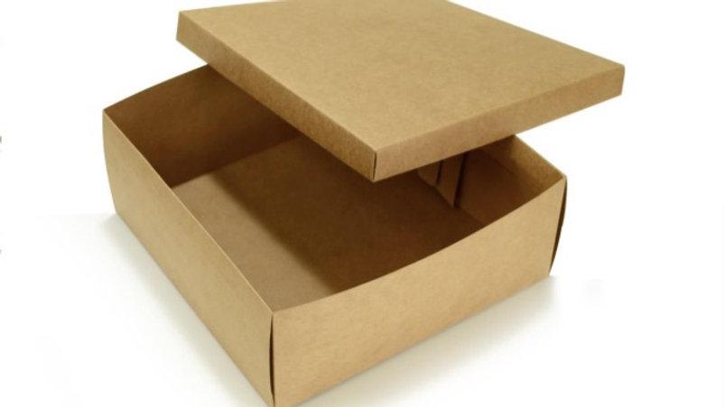 Caixa Presente | Papel Kraft