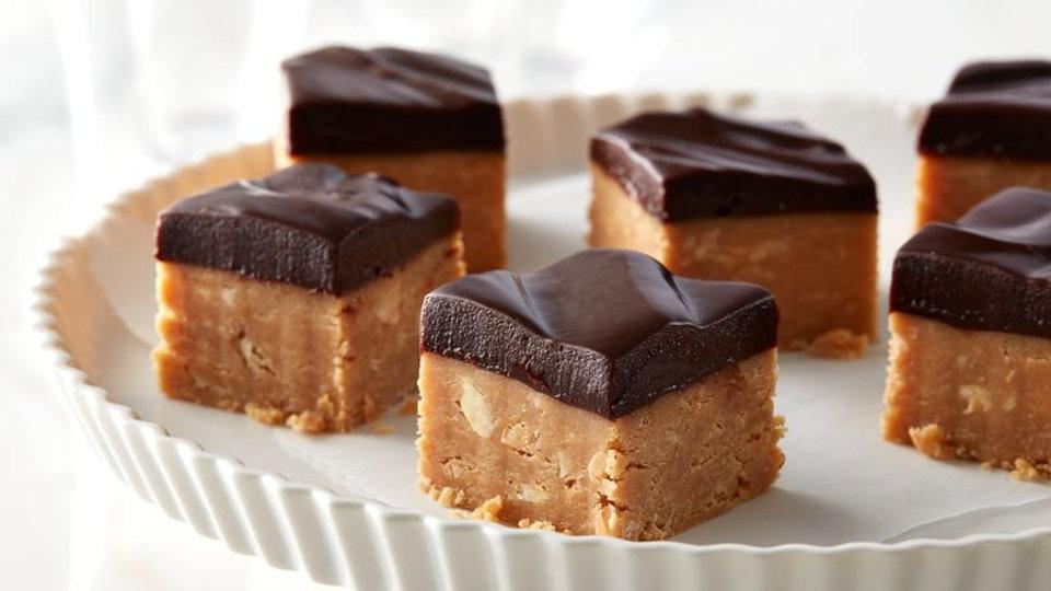 Fudge | Chocolate 56% e Pasta de Amendoim