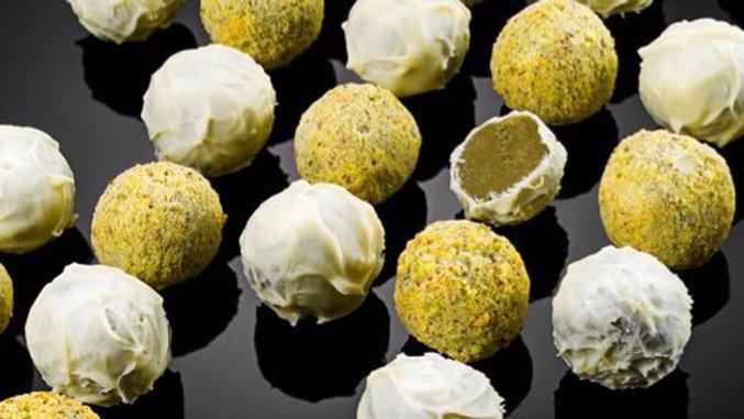 Trufa de pistache