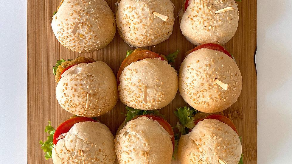 Mini Hambúrguer | Cebola Caramelizada