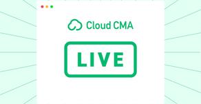 New! Cloud CMA Live