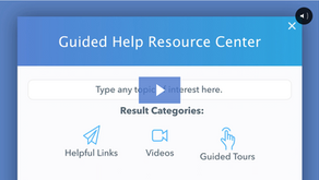 The Flexmls Guided Help Resource Center