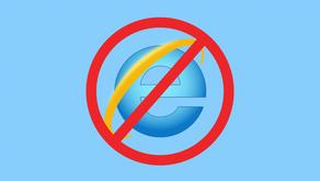 Discontinue Internet Explorer with FlexMLS