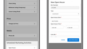Add An Open House From Anywhere