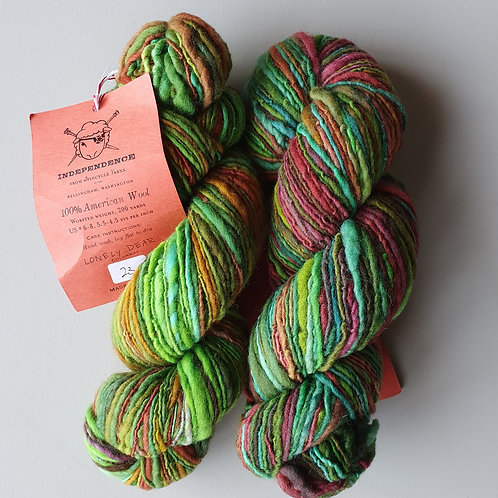 Independence from SpinCycle Yarns