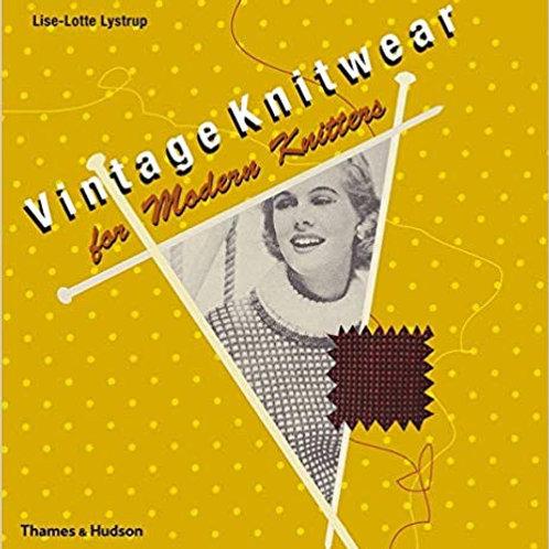 Vintage Knitwear for Modern Knitters by Lise-Lotte Lystrup