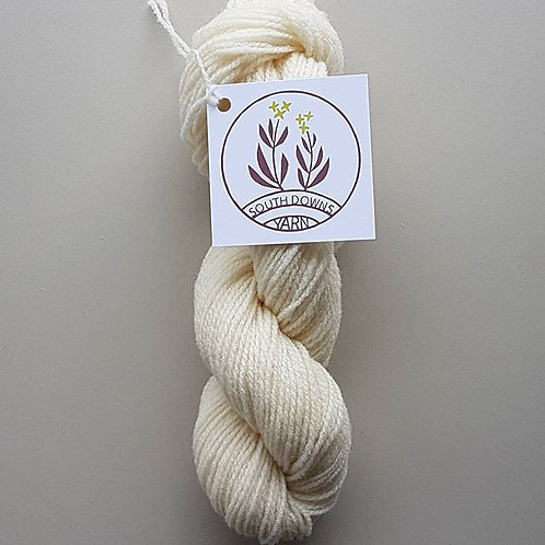 Chalk Path undyed lambswool