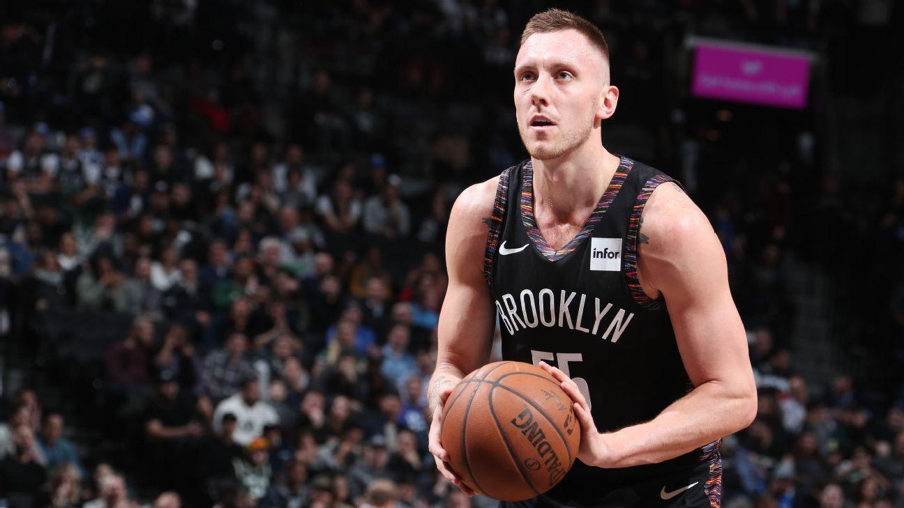 Mitch Creek - BK Nets Freethrows